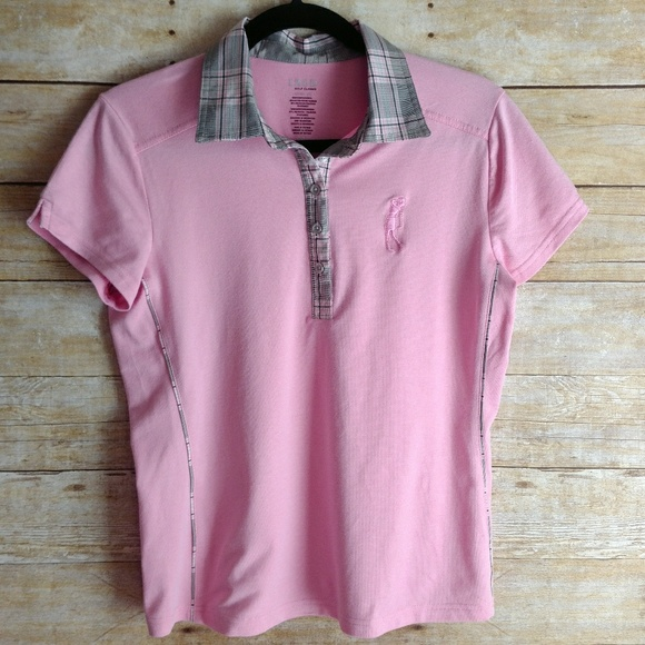0a562288 Izod Tops   Golf Shirt Polo Shirt Top   Poshmark